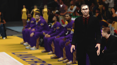 NBA 2K13 Mike D'Antoni Cyberface Patch