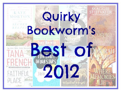 Best Books of 2012