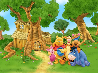 33 imágenes de Winnie Pooh y sus amigos de Disney