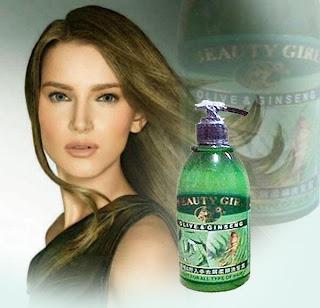 Beauty Girl Shampoo