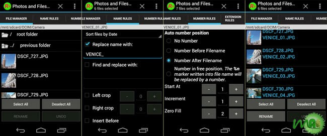 Photos and Files Renamer Pro 1.4 APK Download