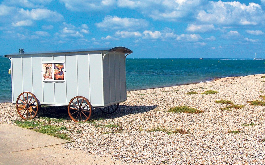 Shedworking 10 best beach huts for sale for Garden hut sale