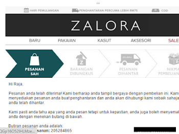 Shopping Online Di Zalora.