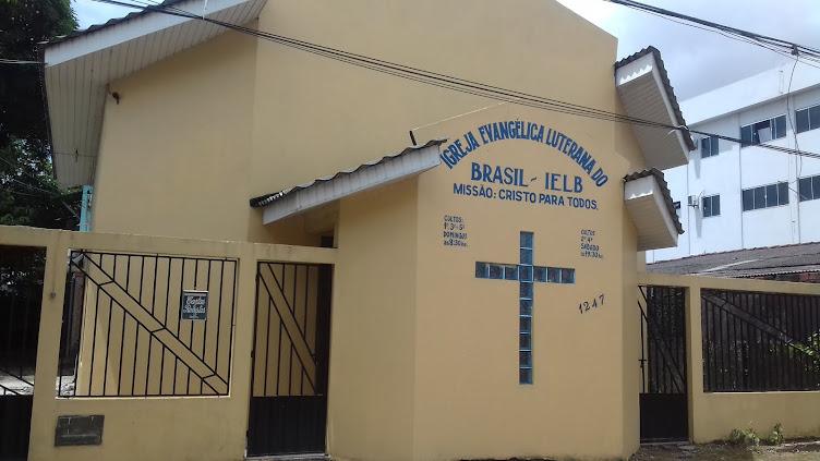 Igreja Luterana no Amapá