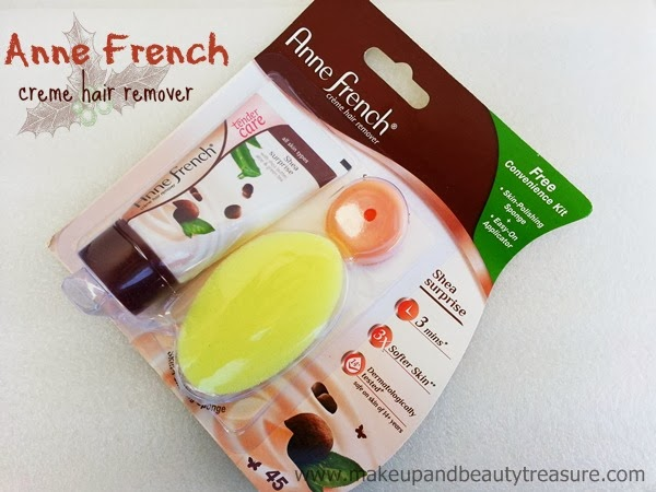 Anne French Remover Crème