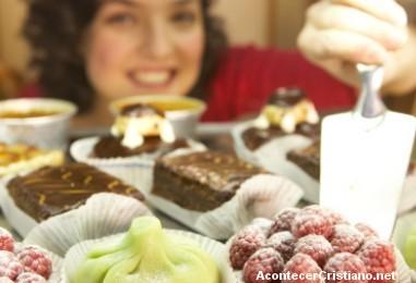 La mayor tentación de los cristianos es comer en exceso