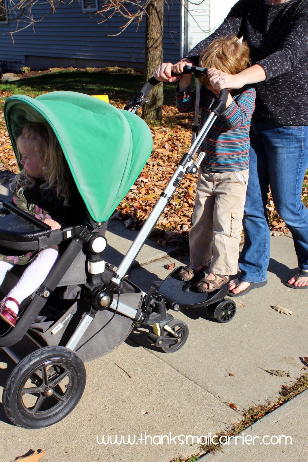 Joovy Bumprider stroller board