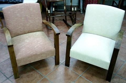 Cortinas y tapicer a difer tapizar un sill n de - Materiales para tapizar ...