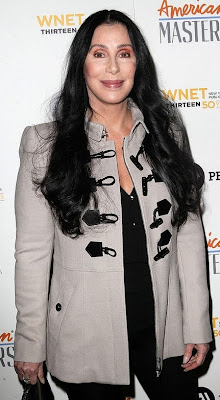 Cher's previous hairstyle