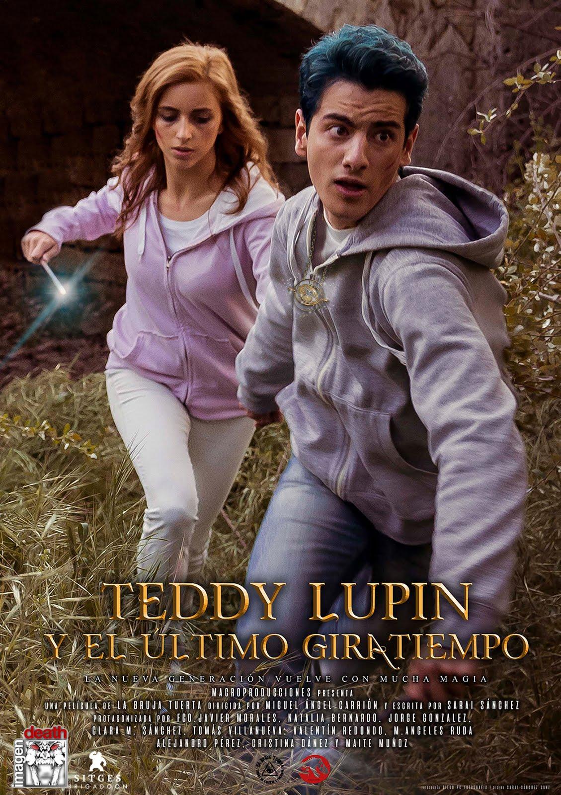 Teddy Lupin y el Último Giratiempo