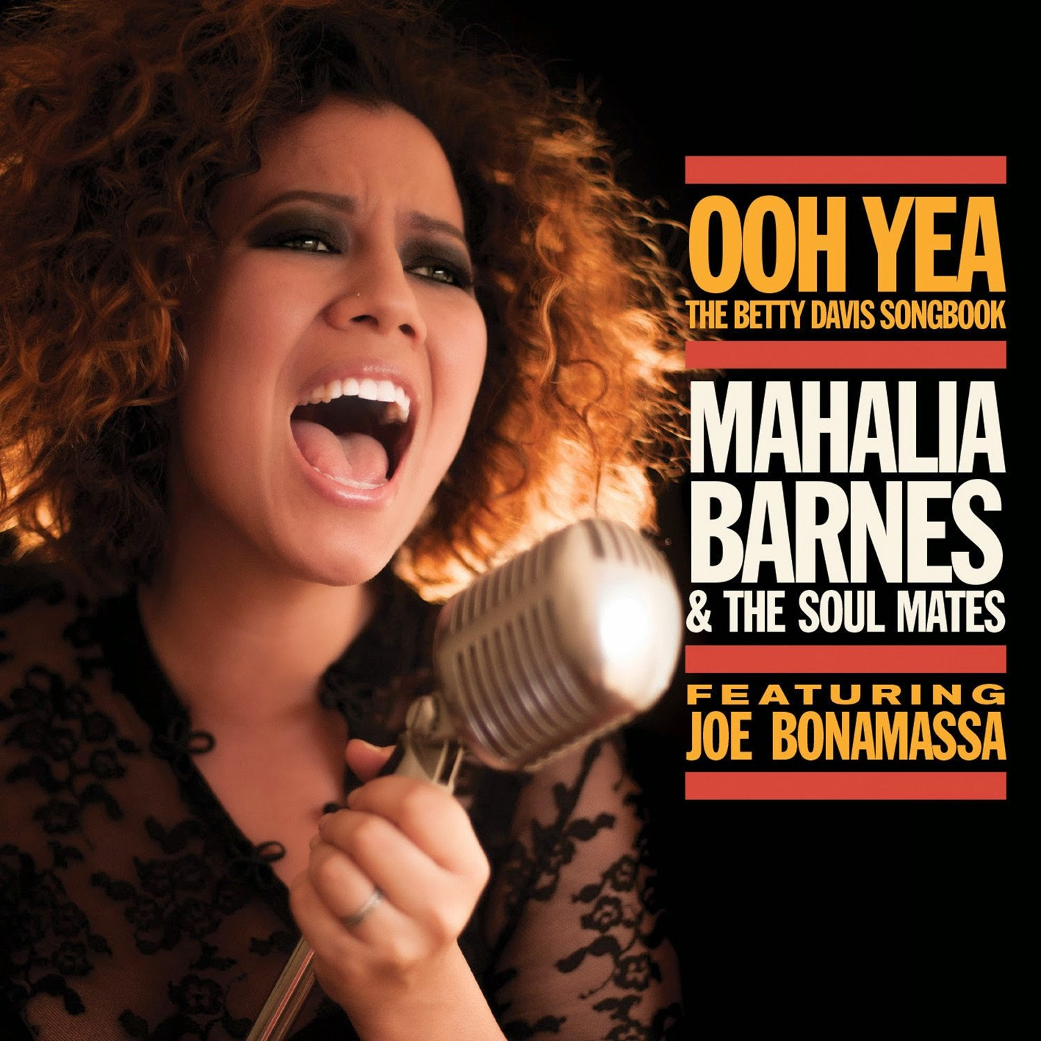 JAZZ CHILL Mahalia Barnes Amp The Soul Mates To Release Album Of Bette Davis Covers