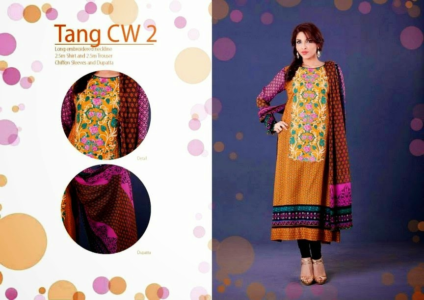 best embroidered lawn collection