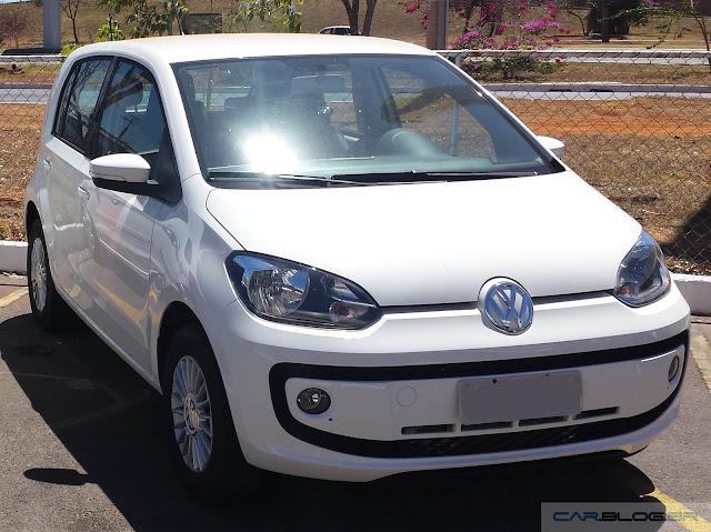 Volkswagen Up! TSi - teste Quatro Rodas