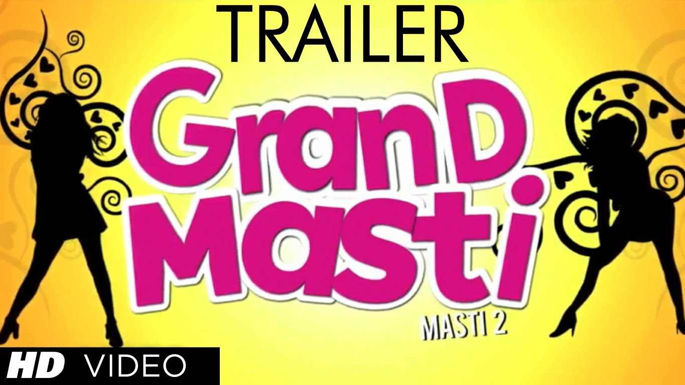 Grand Masti Movie Trailer