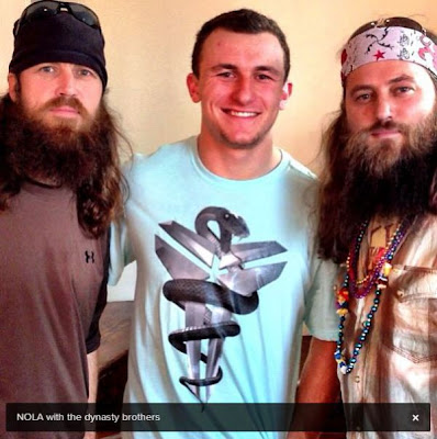 How Tall Is Justin Martin Duck Dynasty Salt Humor