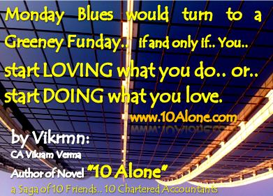 10 Alone quote by Vikrmn Dreams Greeney Funday CA Vikram Verma