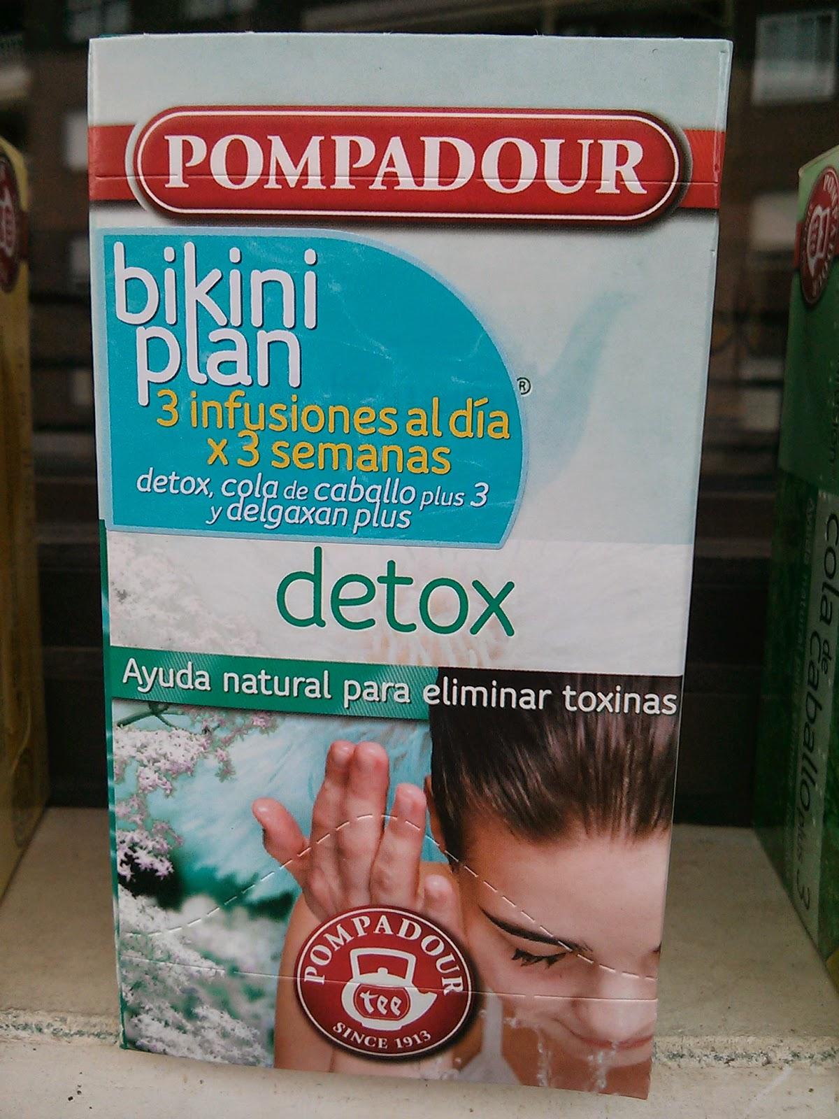 Detox pompadour
