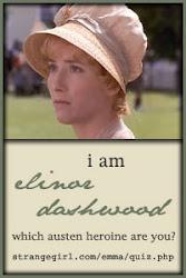Jane Austen quiz