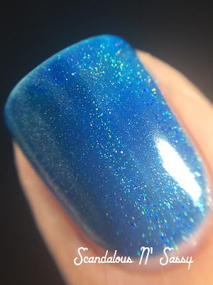 Bliss Polish Karina macro