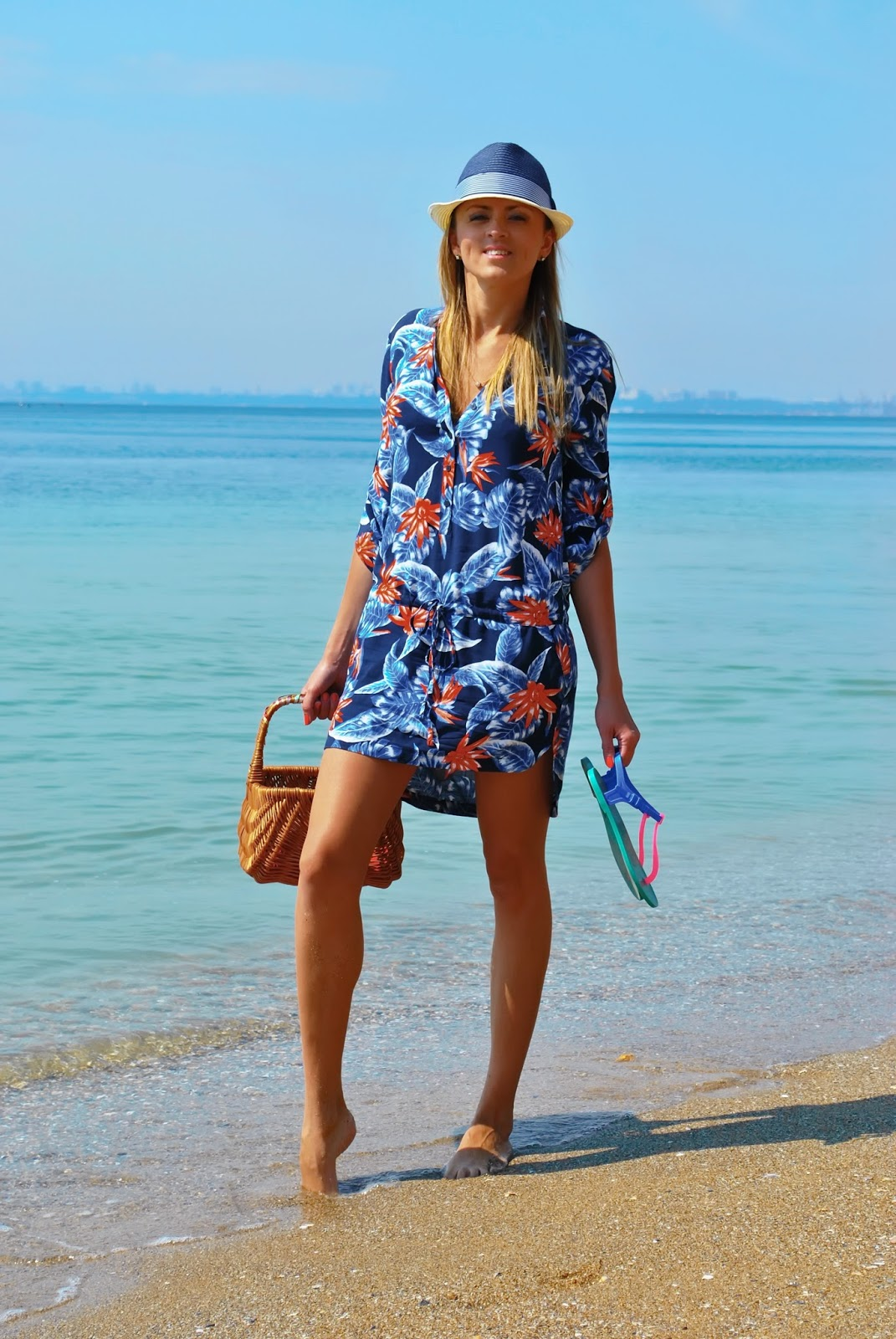Что можно одеть на пляж