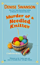 Giveaway: Murder of a Needled Knitter