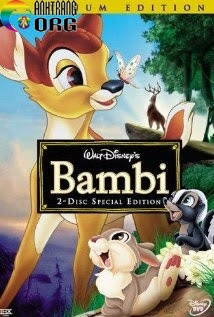 Hoạt hình Chú Nai Bambi
