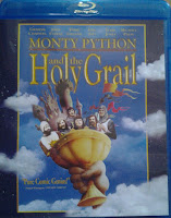 DVD Cover of Monty Python and the Holy Grail