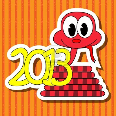 Year of the Snake - 2013