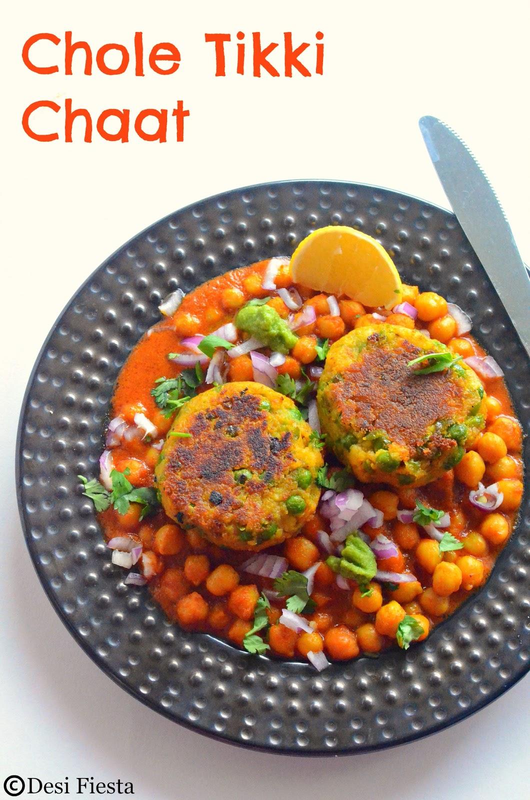 Chaat Recipes