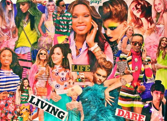 the gallery for gt fashion magazine cover collage