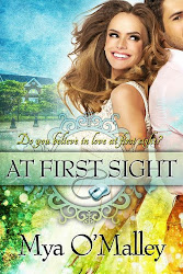 At First Sight by Mya O'Malley