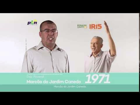PTN Deputado Federal - Marcão do Jardim Canedo 1971