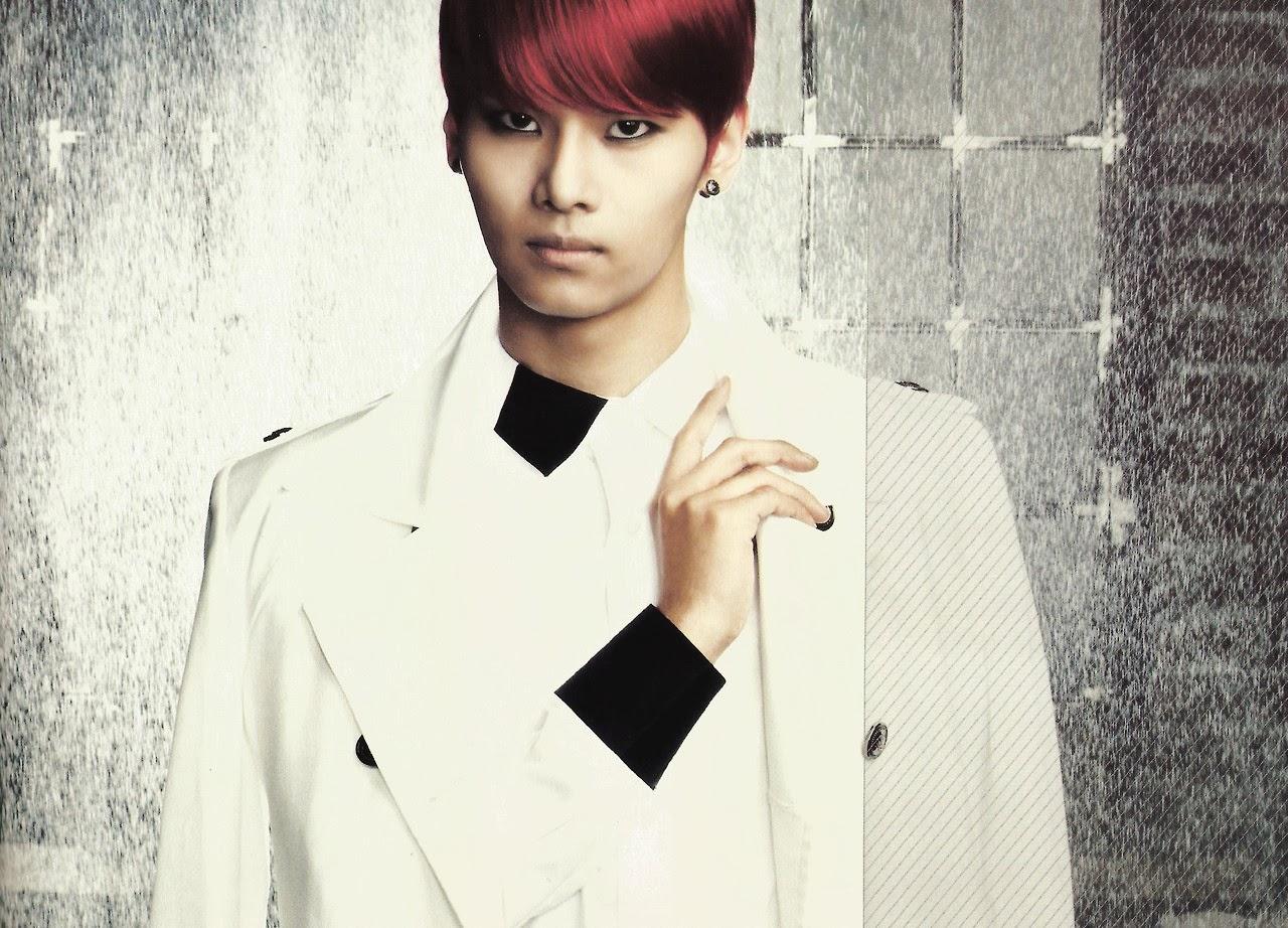 Download VIXX  hyde 1st Mini Album  K2NBlog