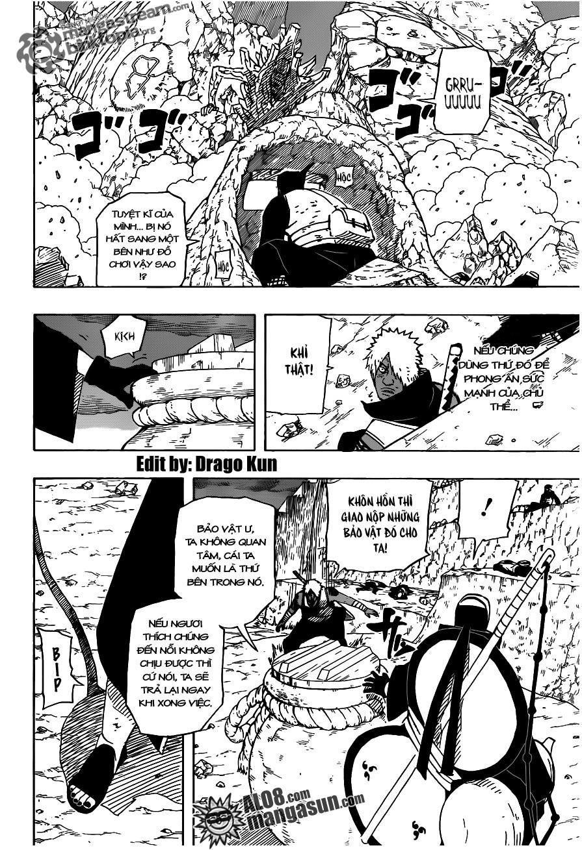Naruto chap 537 Trang 10 - Mangak.info