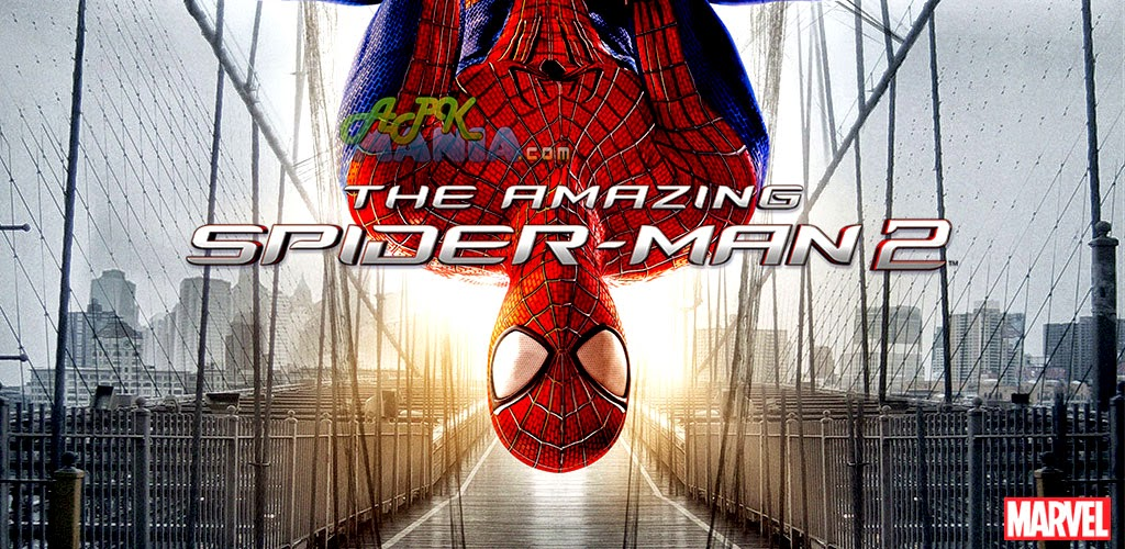 Download The Amazing Spider-Man 2 Apk + Data [Offline]