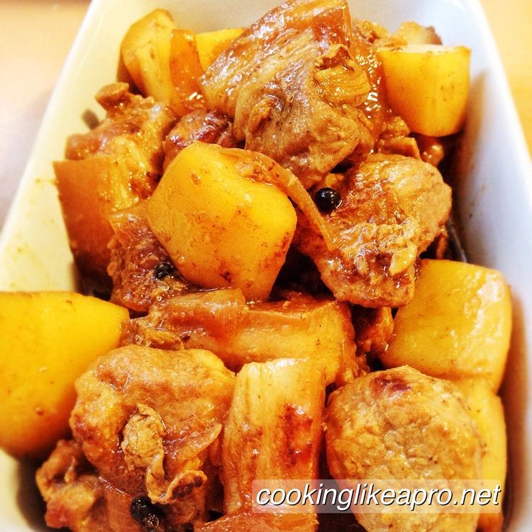 Adobo Recipe