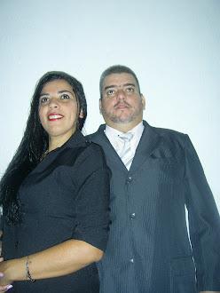 Pastor Sandro e Diaconisa Kelly