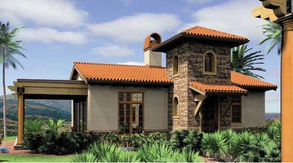 Planos casa de campo un piso planos de casas modernas for Planos de casas rusticas gratis