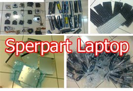 Sperpart Laptop