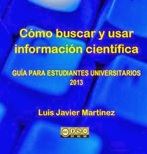 guía para buscar y usar información científica