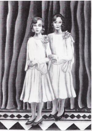 """""""Hermanas de antaño"""" (1994)"""