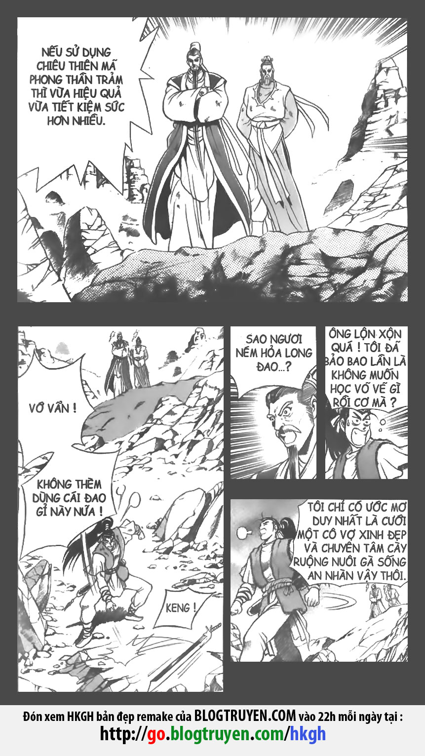 Hiệp Khách Giang Hồ - Hiệp Khách Giang Hồ Chap 060 - Pic 4