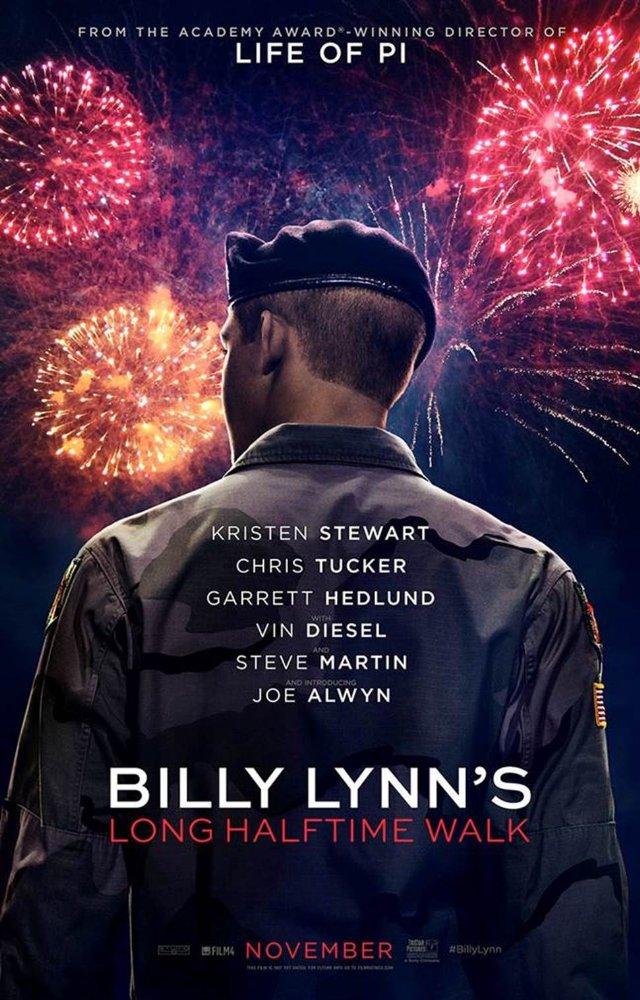 Billy Lynn's Và Cuộc Chiến Nữa Đời Người