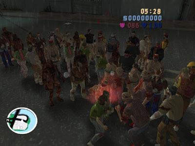 Gta Long Night Zombie City Screenshots