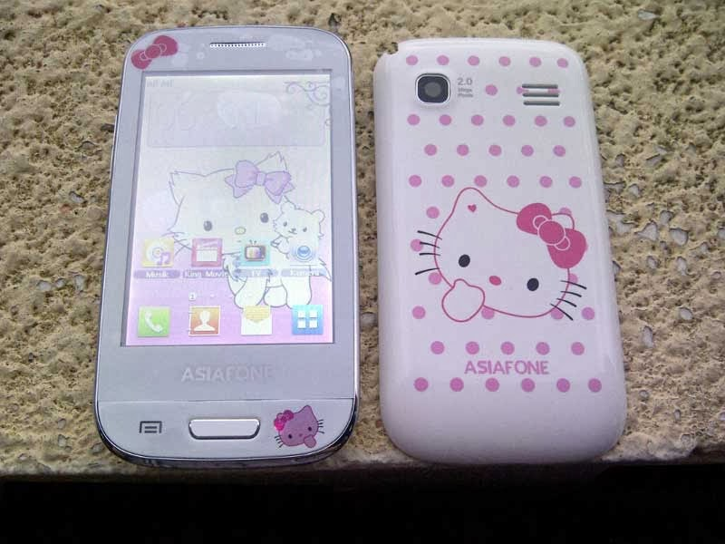 Asia Fone AF977 Hello Kitty AA00155-0012