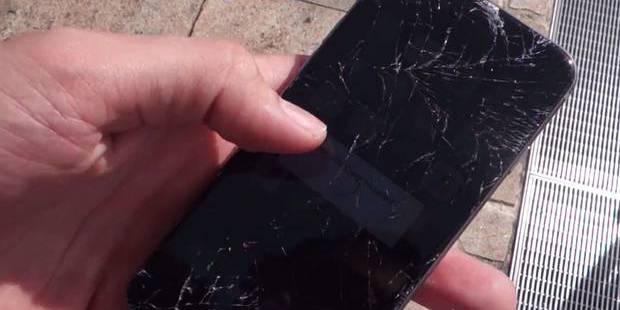 iPhone 6S Drop Test
