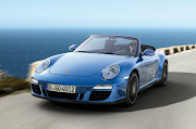 Porsche 911 Carrera 4 GTS Cabriolet Hd Wallpaper