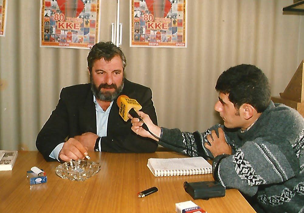 1997 - ΜΕ ΤΟΝ ΒΑΓΓΕΛΗ ΜΠΟΥΤΑ