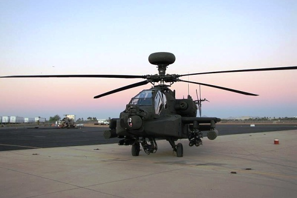 AH-64D Apache Block III Longbow