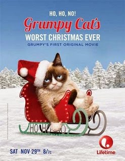Grumpy Cat's Worst Christmas Ever (2014) español Online latino Gratis